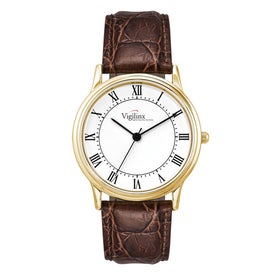 Classic Styles Three Hand Watch