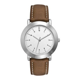 Classic Styles Men's Watches with Your Slogan