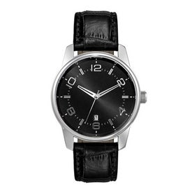 Classic Styles Silver Finish Unisex Watch for your School
