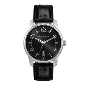 Classic Styles Silver Finish Unisex Watch