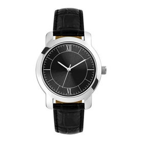 Silver Finished Classic Styles Mens Watch for Your Church