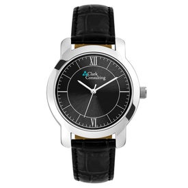 Silver Finished Classic Styles Mens Watch