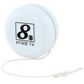 Classic White Yo-Yos for Your Church