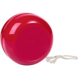 Plastic Classic Yo-Yo for Your Company