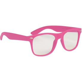 Clear Lens Malibu Glasses for Your Organization