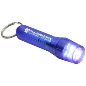 Customized Clear Twist LED Light