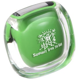 Personalized Clearview Pedometer