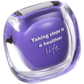 Clearview Pedometer Branded with Your Logo