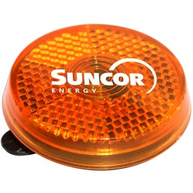Company Clip It On Reflector Safety Light