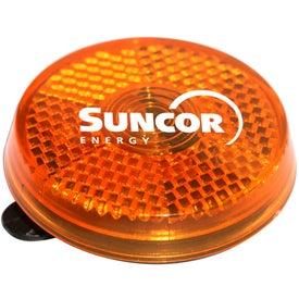 Company Clip It On Reflector Safety Light