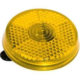 Customized Clip It On Reflector Safety Light
