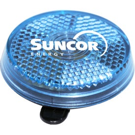 Clip It On Reflector Safety Light for Advertising