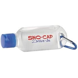 Branded Clip-N-Go Hand Sanitizer