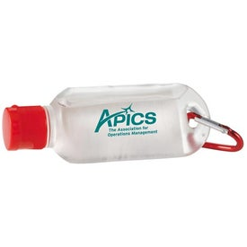 Clip-N-Go Hand Sanitizer for Marketing