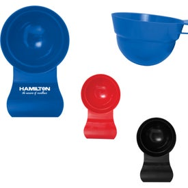 Promotional Clip 'N Scoop Measuring Cup
