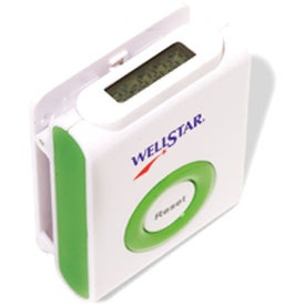 Clip 'N Step Meter for Your Company