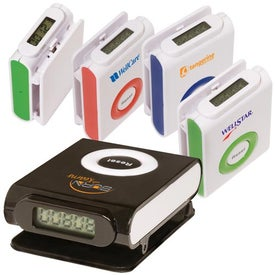 Clip 'N Step Meter with Your Slogan