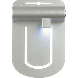 Custom Clip On LED Book Light