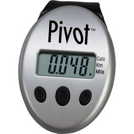 Clip On Pedometer for Promotion