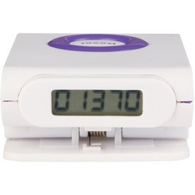 Clip-On Pedometers for Customization