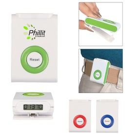 Clip-On Pedometers
