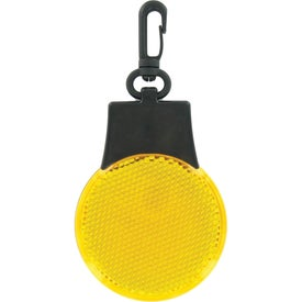Clip Safety Light Printed with Your Logo