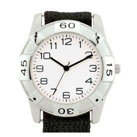 Monogrammed Clip Styles Unisex Watch