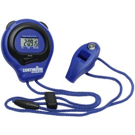 Coach's Friend Stopwatch and Whistle