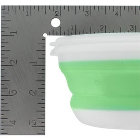 Custom Collapsible Food Bowl