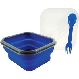 Collapsilunch Collapsible Lunch Container for Your Church