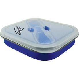 Collapsilunch Collapsible Lunch Container for Customization