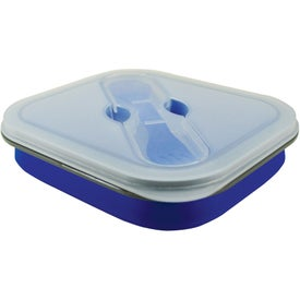 Collapsilunch Collapsible Lunch Container for Promotion