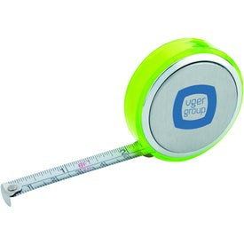 Color Connect Tape Measure Printed with Your Logo