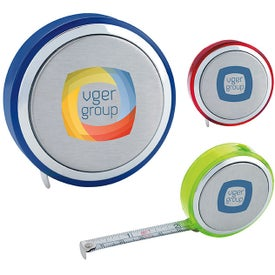 Color Connect Tape Measure Branded with Your Logo