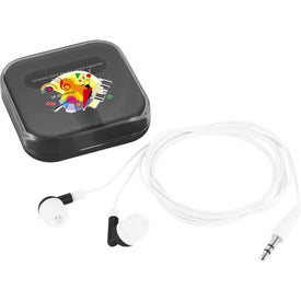 Color Dip Ear Buds for Customization