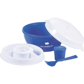 Color Dip Salad Bowl Set for Your Church