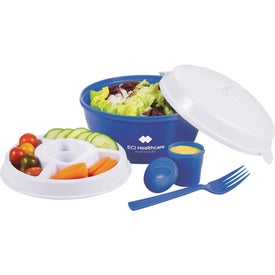Color Dip Salad Bowl Set for Your Company