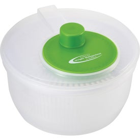 Color Dip Salad Spinner
