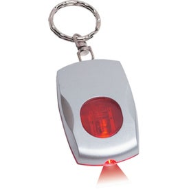 Color Light Key Chain for Advertising