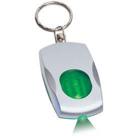 Company Color Light Key Chain
