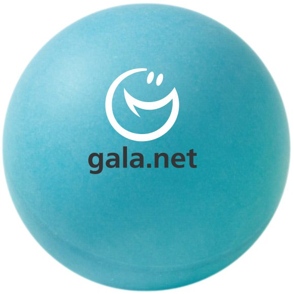 Blue Color Ping Pong Ball