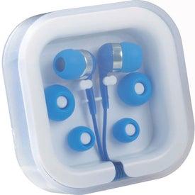 Imprinted Color Pop Earbuds