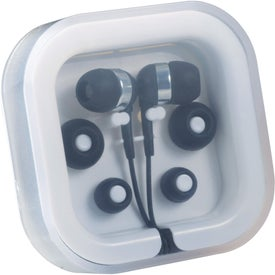 Company Color Pop Earbuds With Microphone