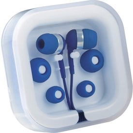 Color Pop Earbuds With Microphone for Your Church