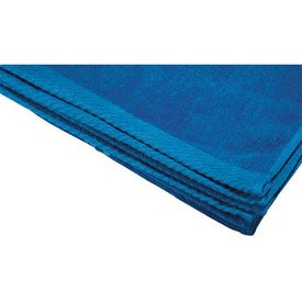 Colored Beach Towel for Your Organization