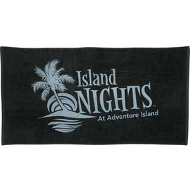 Colored Beach Towel (10.5 lbs.)