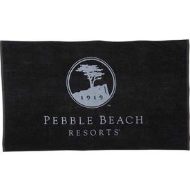 Company Colored Beach Towel