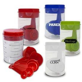 Branded Colorful Measuring Set