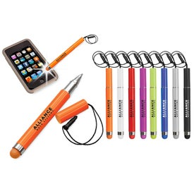 Colorful On The Go Stylus