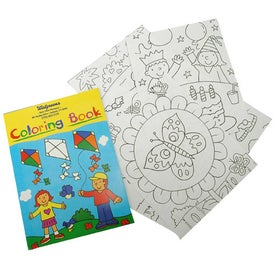 Coloring Book (5 Sheets)